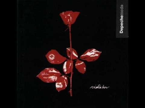 Depeche Mode - Clean-This is such a haunting song!