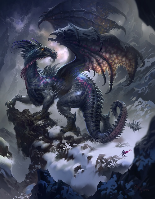 Dragon_Poster by ~ivany86