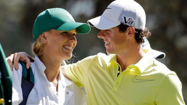 When sports news is not news: Rory McIlroy and Caroline Wozniacki break off engagement