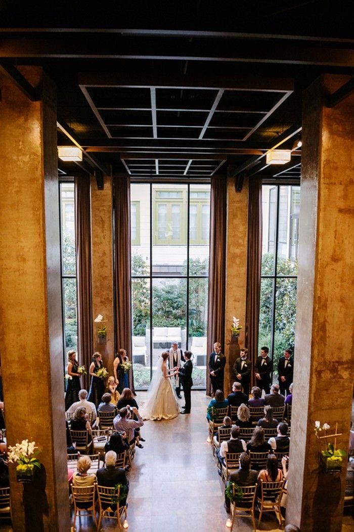 Real Wedding at Proximity Hotel {Natosha   Justin} | Greensboro North Carolina Wedding Planner
