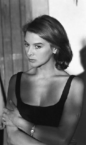"""Eleonora Rossi Drago.  Mejor Interpretación Femenina, por el film """"Estate violenta"""" - Festival Internacional de Mar del Plata edición 1960."""