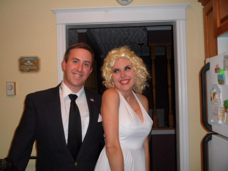 Marilyn Monroe Jfk Halloween Costumes Pinterest  sc 1 st  Meningrey & Marilyn Monroe And Jfk Costumes - Meningrey