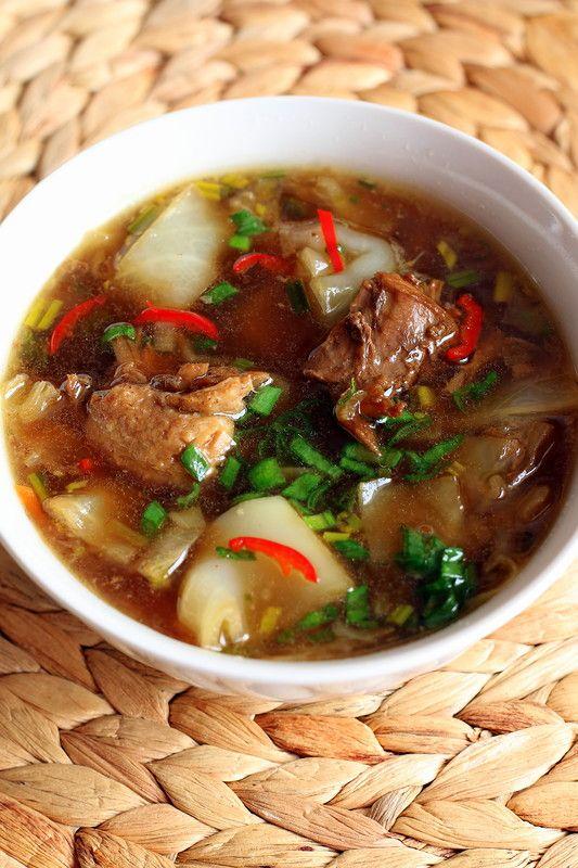суп из утки рецепты простые с фото найдете
