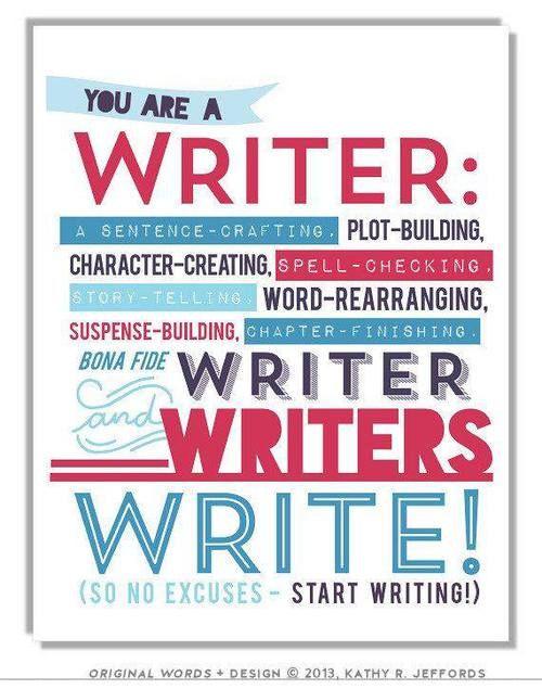 write and writer image