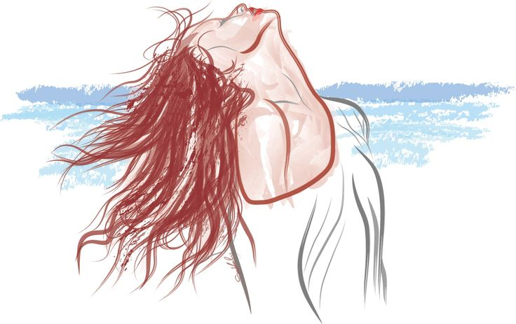 Rise of the ocean. #beltonaru #brush #dancing #design #digital #sketch #drawing #girl #illustrator #szekelydaniel #vector #vectors #watercolor #art #ocean #blue #darko #alwayscreative87  #tryingtosurvive https://ello.co/beltonaru https://www.facebook.com/alwayscreative87