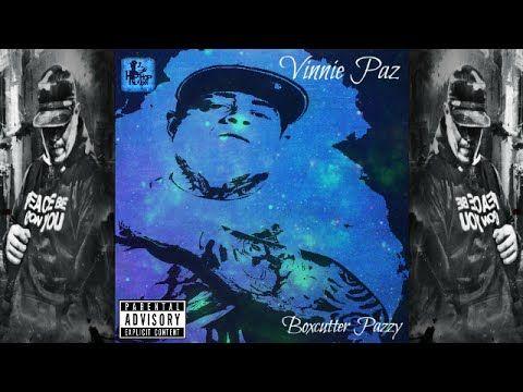 Vinnie Paz - Boxcutter Pazzy Mixtape (2016) Disc 1 #conspire420 #hiphopanonymous #undergroundhiphop