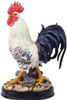 Rooster Chicken Farm Animals Collection Decoration Figurine Collection