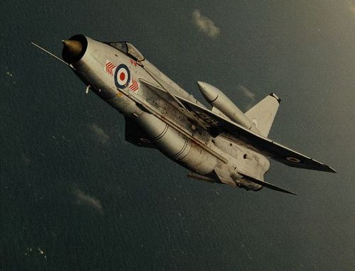 April 4, 1957: First flight of the English Electric Lightning