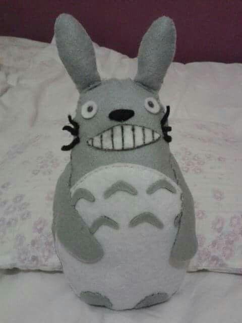 Totoro. Toy.
