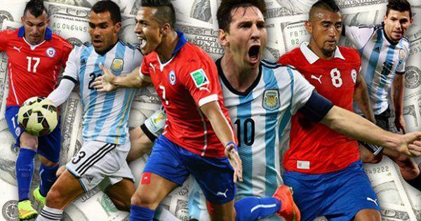 """Ένα ντέρμπι απο τα παλιά έχει σήμερα το """"γλυκό"""" της ημέρας, ο περσινός τελικός του Copa America μεταξύ της Αργεντινής και της Χιλής. Η παρέα του Μέσσι δεν θέλει να χάσει στο ποδαρικό της σε αυτό το Copa America και θέλει να μπει με το δεξί στην... #copaamerica #αργεντινη #χιλη"""