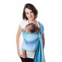 Chimparoo Woven Ring Sling (Pleated Shoulder)