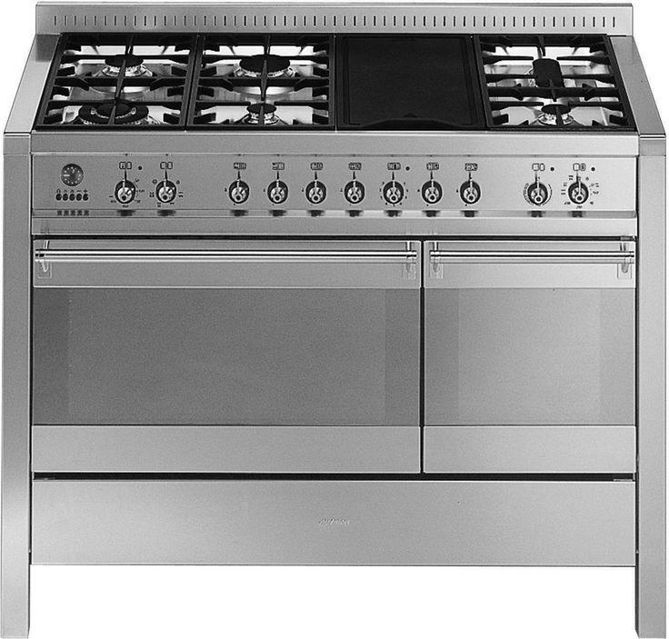 Smeg A31X-6 Freestanding Cooker | Rawsons Elite Appliances