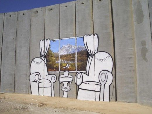 Banksy: West Bank Armchairs