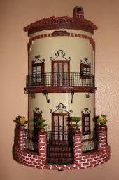 483 best images about tejas decoradas on pinterest roof - Tejas pequenas decoradas ...
