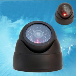 360 Derece Oynar Başlıklı Ledli Sahte Dome Kamera