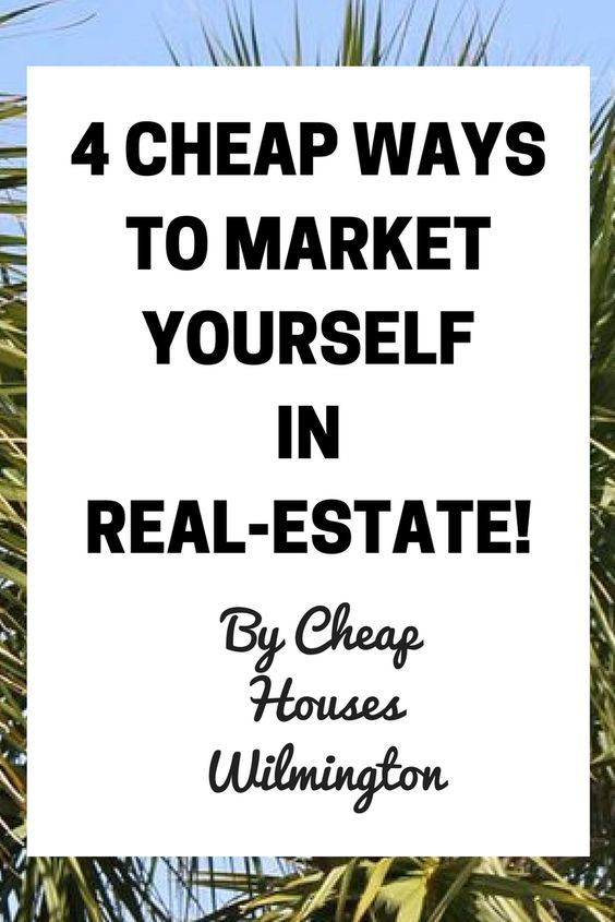 Marketing yourself as a new real-estate agent can be difficult because you don't quite have a large budget yet. Most of the tactics employed by new real-estate agents must be inexpensive, effective, and produce a viable return. Here are the ways that I recommend advertising yourself as a new real-estate agent: Magnetic Cards A …