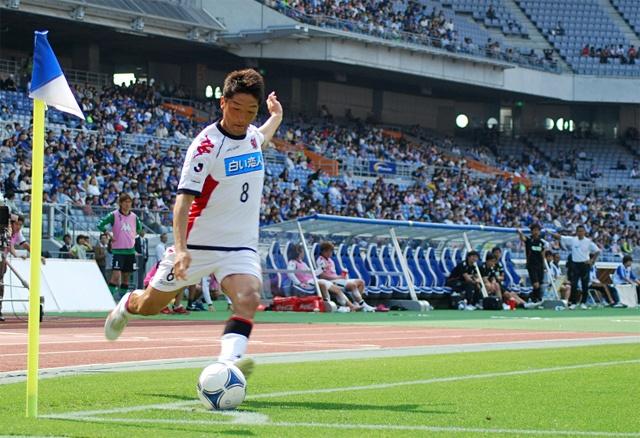 MF No.8 Makoto Sunakawa
