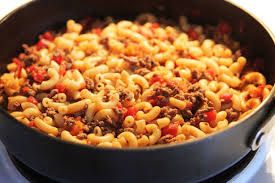 cooking the recipe: Easy Homemade Goulash