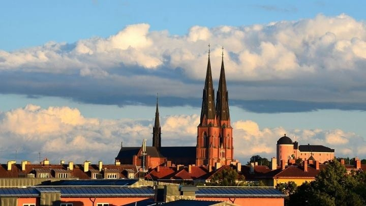 Uppsala CHurch.