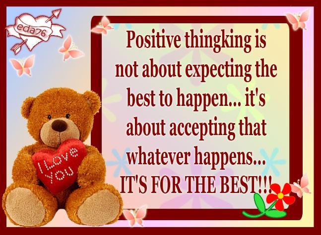 positive thingking image by eda91176 - Photobucket