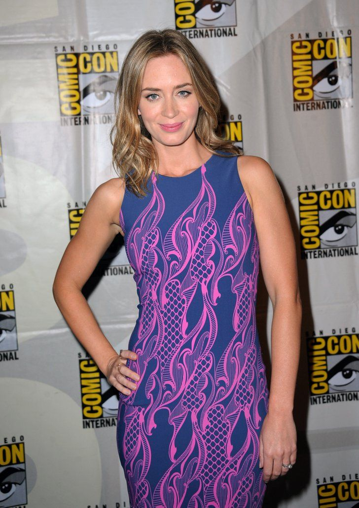 Pin for Later: From 16 to 50: Hollywood Women at Every Age 31 Emily Blunt