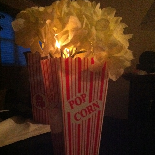 Top ideas about movie centerpieces on pinterest
