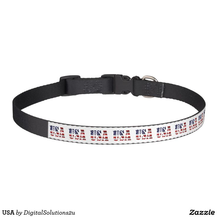 USA PET COLLAR