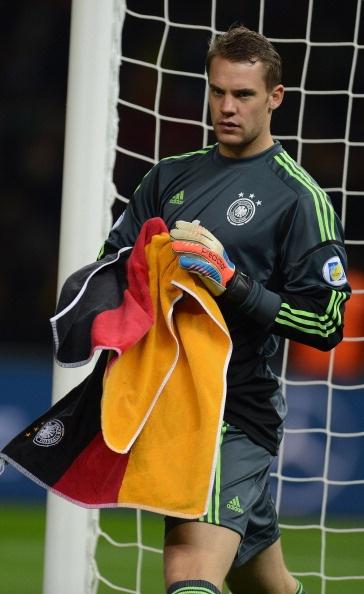 GK Manuel Neuer #1