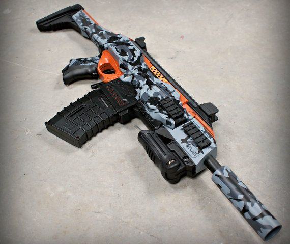 Nerf Stryfe Evo Scorpion Urban Crisis by ...