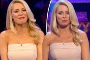Strictly Come Dancing 2017: Ruth Langsford jiggles BREASTS as she suffers series of gaffes - https://buzznews.co.uk/strictly-come-dancing-2017-ruth-langsford-jiggles-breasts-as-she-suffers-series-of-gaffes -