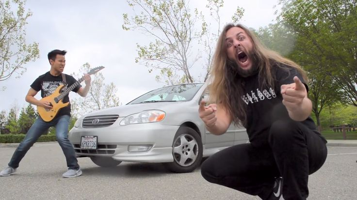 The Death Metal Song That Teaches You to Drive Stick