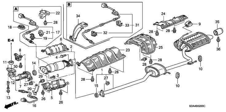 Diagram For Honda Polit 2003