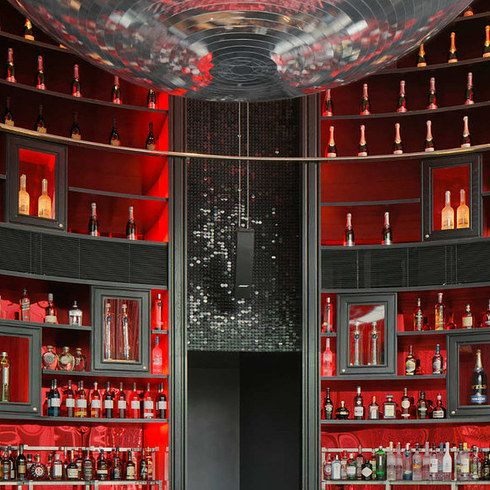 W Hotel Bar, Leicester Square | 16 Incredible Library Bars In London