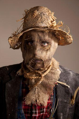 Vogelscheuchen-Kostüm selbst gemacht (Diy Costume Scary)