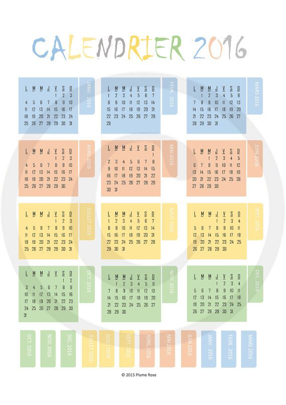 good idea for the agenda calendario para el ao en formato digital por