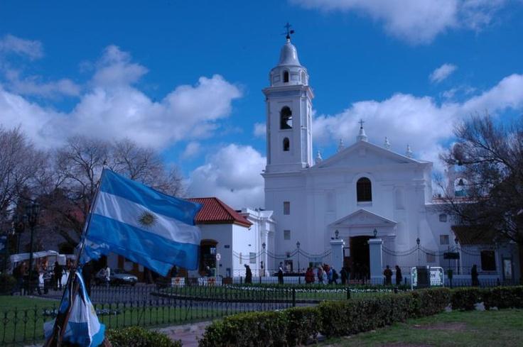 Iglesia del Pilar, Buenos Aires. Más info en www.facebook.com/viajaportupais