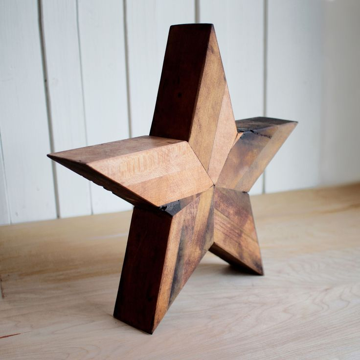 Pallet Wood Star DIY Plans and Templates | Wood stars ...