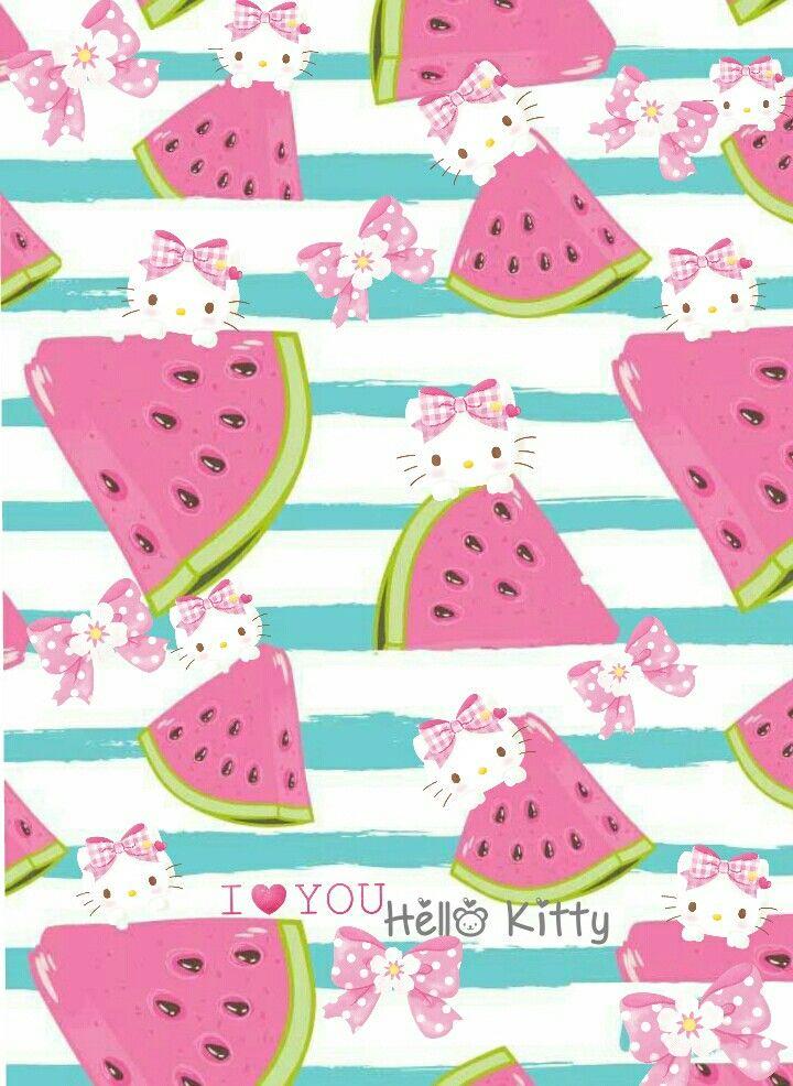 Pin De 雪萍 李 En Hello Kitty Fondos De Hello Kitty Fondo