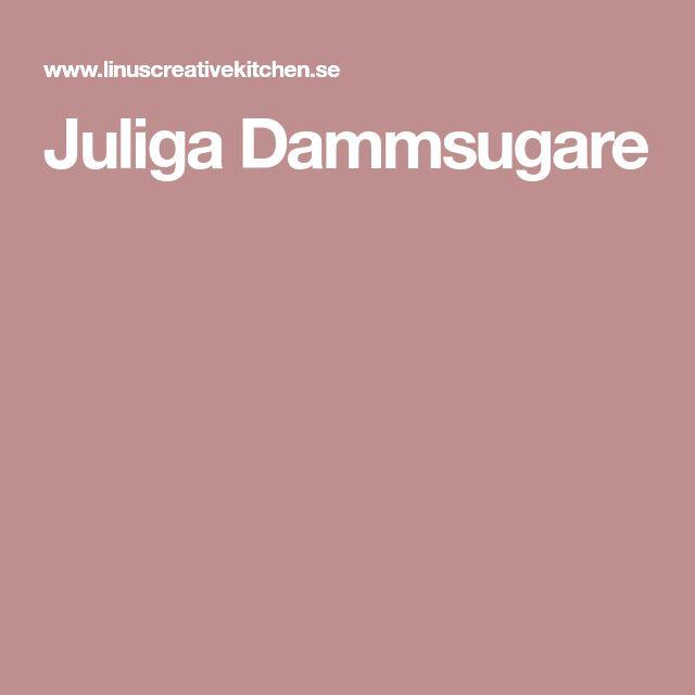 Juliga Dammsugare