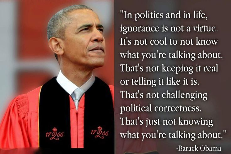I miss the grace and level-headedness shown by President Obama every day he was in office.