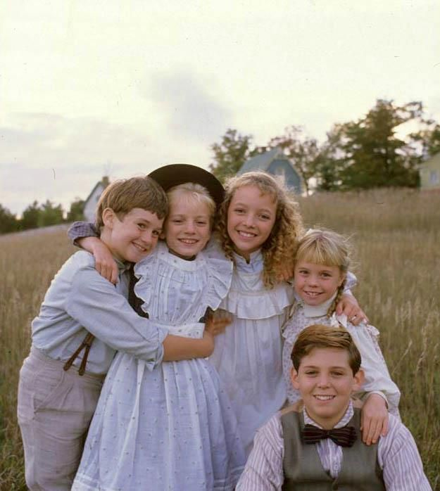 Road to Avonlea, I feel better already. Escapism at its most soothing.