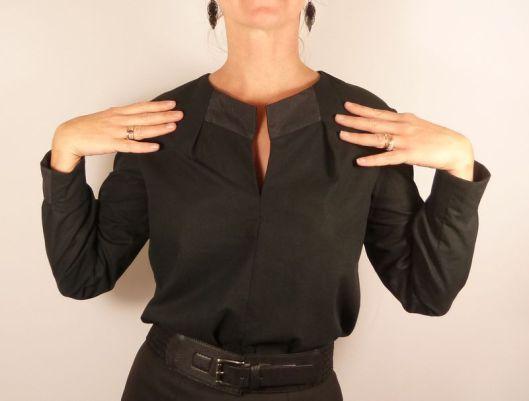 Patron de couture Top Calcite // Histoire de coudre