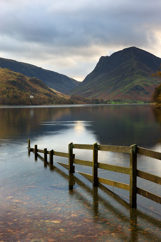 Happiness.... I think I find MOST HAPPINESS home in the lake district, Buttermere, Lake District, England