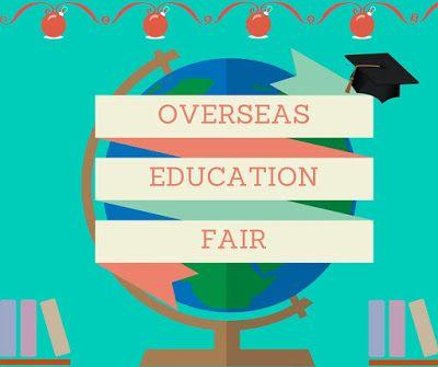 Importance Of Overseas Education fair