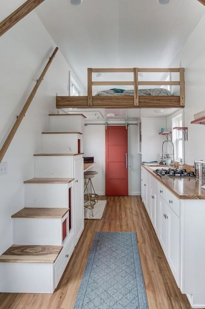 Awesome Tiny House Interior Ideas 43