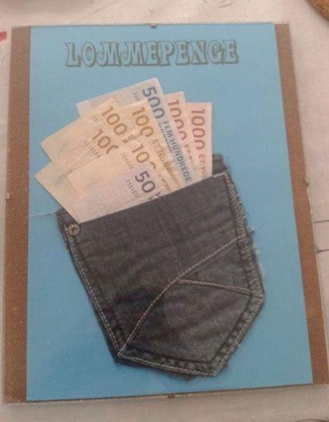 10 sjove måder at lave pengegaver til konfirmanden - Hendes Verden