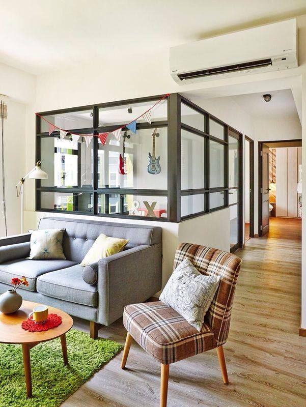 Living Room + Play room