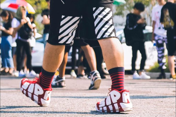 Nothing but swag. #streetwear #offwhite #nike #air #uptempo #sup #supreme #streetwearfashion #urbanfashion #menswear #urbanstyle #streetstyle #streetwearvilla