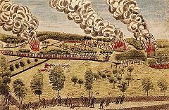The Battles of Lexington and Concord were the first military engagements of the American Revolutionary War. They were fought on April 19, 1775,