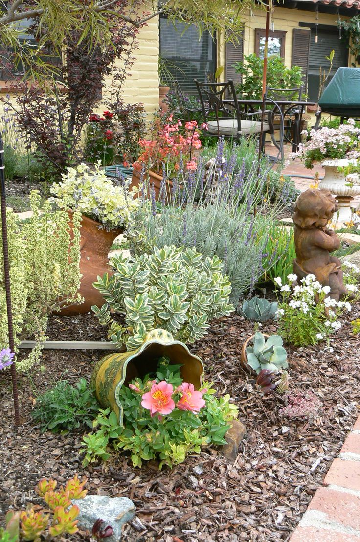 Waterwise Garden For The Home Pinterest